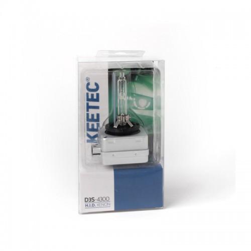 Xenonová výbojka KEETEC V D3S-4300