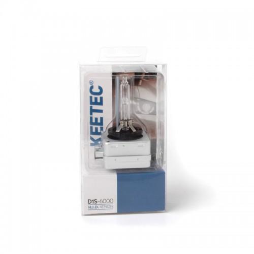 Xenonová výbojka KEETEC V D1S-6000