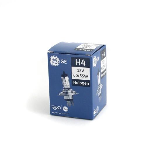 Halogenová žárovka GE H4