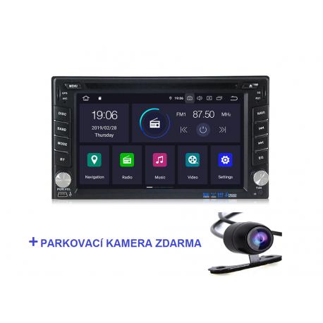 Autorádio OEM DIN2019A- 2din- ANDROID- ŠKODA, VW a SEAT