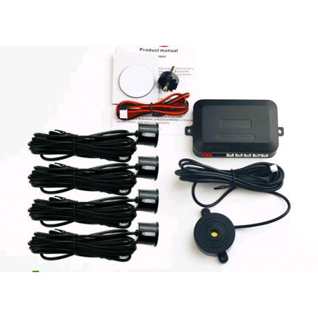 Parkovací senzory - asistent- 4 snímače