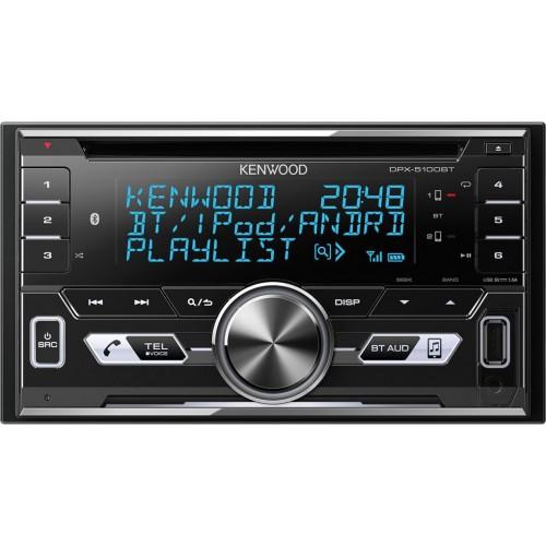 Autorádio KENWOOD DPX-5100BT