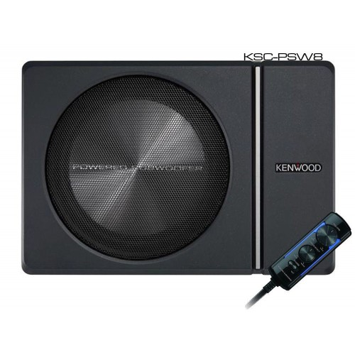 Subwoofer box do auta Kenwood KSC-PSW8