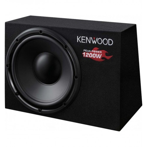 Subwoofer box do auta Kenwood KSC-W1200B