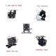 Univerzální parkovací kamera 4 LED - naklonitelná