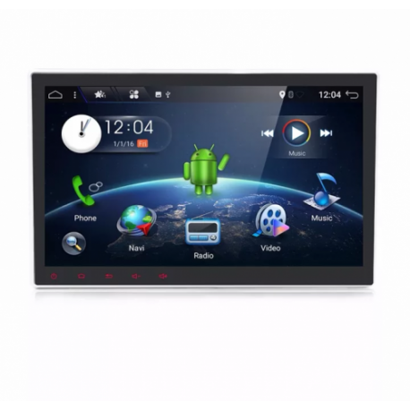 2 DIN autorádio Android 7.1.1 BX-419
